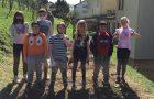 NARAVOSLOVNI DAN v 4. razredu, 1. 4. 2021 – Sajenje in sejanje na vrtni gredi